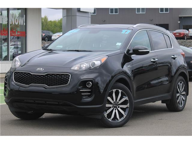 2017 Kia Sportage EX (Stk: 200716A) in Fredericton - Image 1 of 14