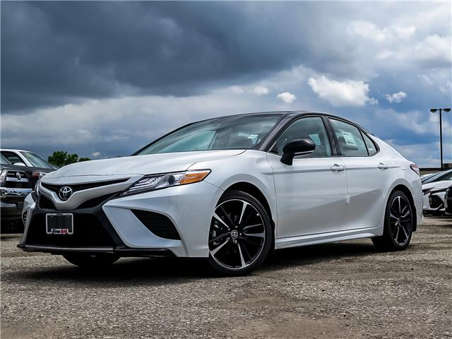 2020 Toyota Camry XSE (Stk: 03059) in Waterloo - Image 1 of 18