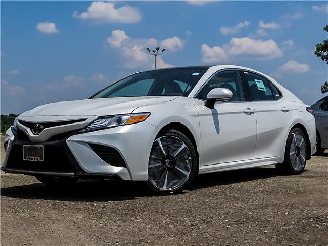 2020 Toyota Camry XSE (Stk: 03061) in Waterloo - Image 1 of 19
