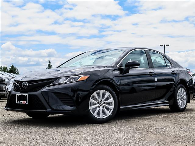 2020 Toyota Camry SE (Stk: 03063) in Waterloo - Image 1 of 18