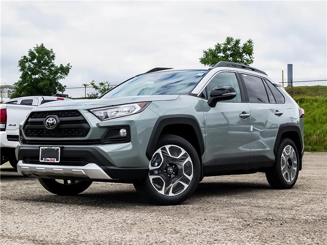 2020 Toyota RAV4 Trail (Stk: 05362) in Waterloo - Image 1 of 18