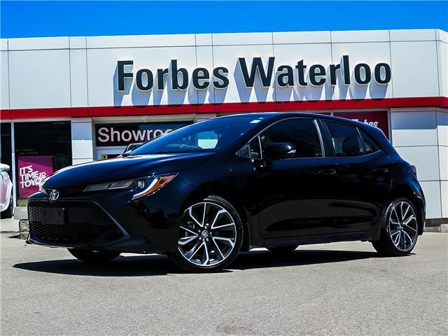 2019 Toyota Corolla Hatchback Base (Stk: 05036R) in Waterloo - Image 1 of 24