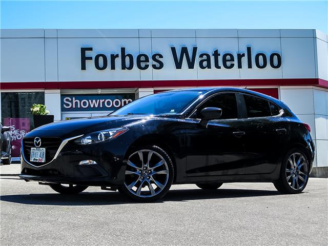 2015 Mazda Mazda3 Sport GS (Stk: 123B) in Waterloo - Image 1 of 23