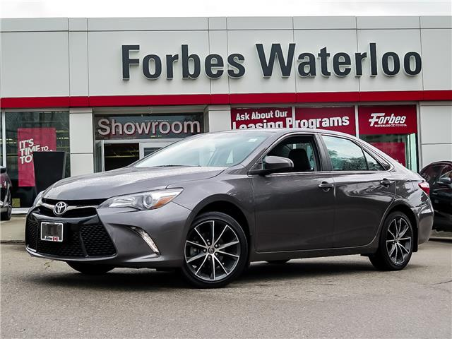2016 Toyota Camry  (Stk: 05347R) in Waterloo - Image 1 of 24