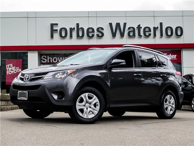 2015 Toyota RAV4  (Stk: 05293R) in Waterloo - Image 1 of 24