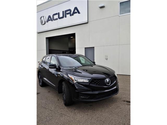 2020 Acura RDX A-Spec (Stk: 20RD7562) in Red Deer - Image 1 of 9