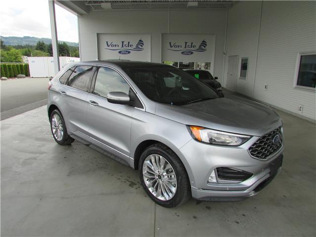 2020 Ford Edge Titanium (Stk: 20233) in Port Alberni - Image 1 of 15