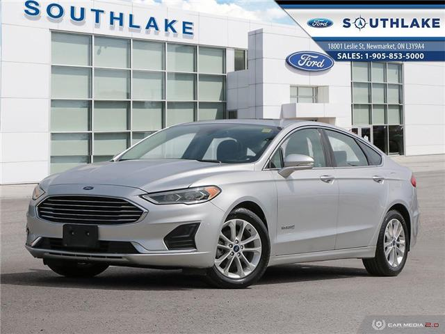2019 Ford Fusion Hybrid SEL (Stk: P51331) in Newmarket - Image 1 of 27