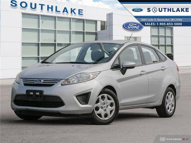 2012 Ford Fiesta SE (Stk: P51315A) in Newmarket - Image 1 of 27