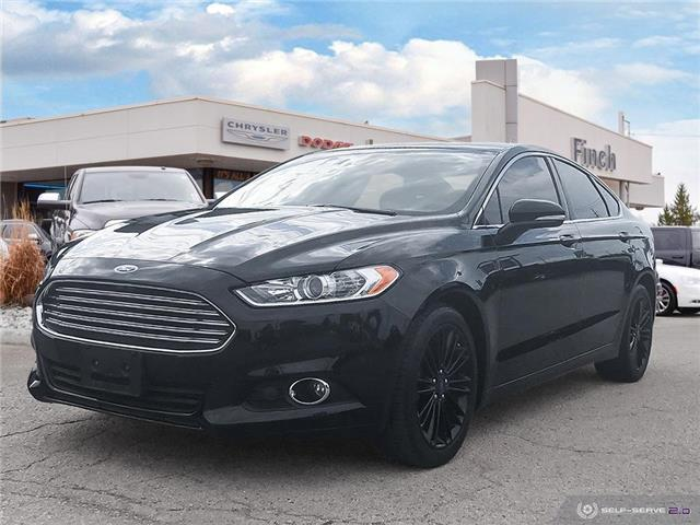 2016 Ford Fusion SE (Stk: 98745) in London - Image 1 of 23