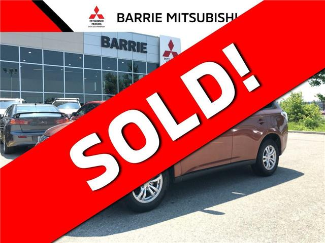 2014 Mitsubishi Outlander ES (Stk: L0060A) in Barrie - Image 1 of 25