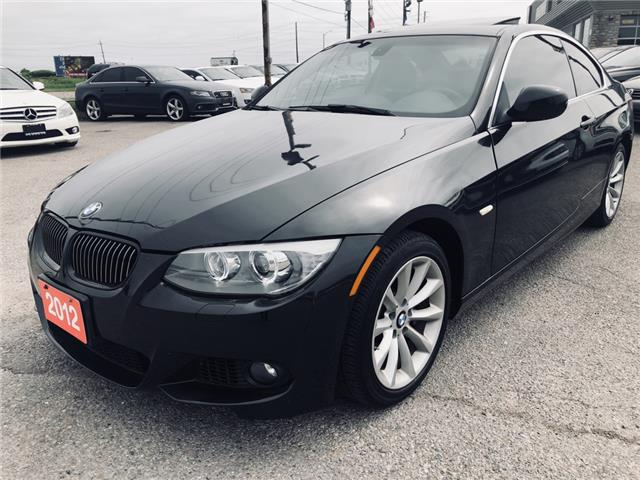 2012 BMW 335i xDrive (Stk: ) in Pickering - Image 1 of 12