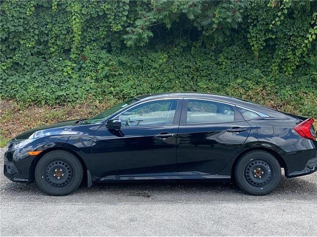 2018 Honda Civic EX (Stk: K0695A) in London - Image 1 of 14