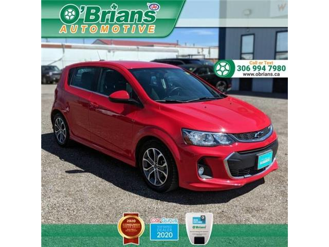 2018 Chevrolet Sonic LT Auto (Stk: 13607A) in Saskatoon - Image 1 of 24
