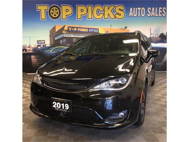 2019 Chrysler Pacifica Limited (Stk: 669789) in NORTH BAY - Image 1 of 27