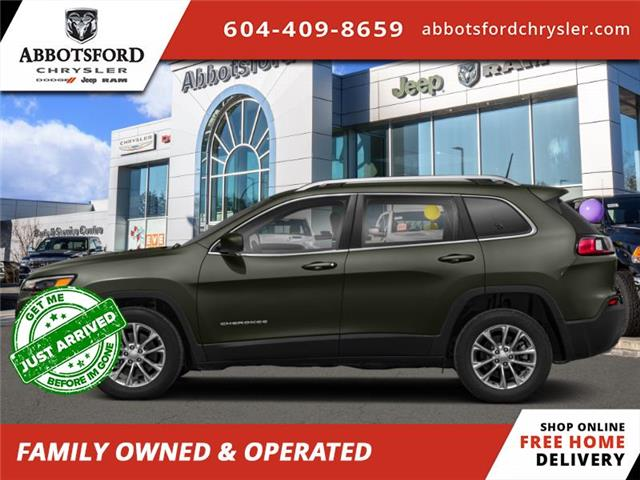 2020 Jeep Cherokee Trailhawk (Stk: L635859) in Abbotsford - Image 1 of 1