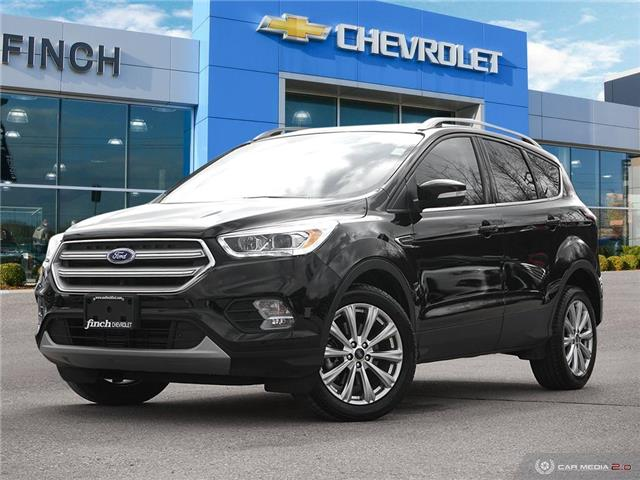 2018 Ford Escape Titanium (Stk: 150136) in London - Image 1 of 28