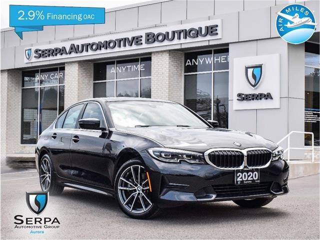 2020 BMW 330i xDrive (Stk: P1432) in Aurora - Image 1 of 27