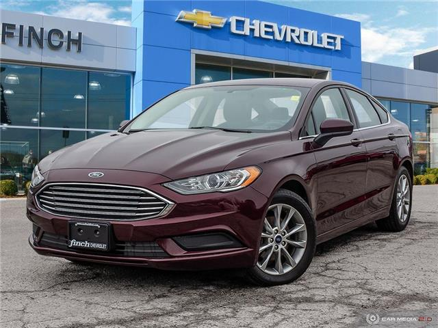 2017 Ford Fusion SE (Stk: 149930) in London - Image 1 of 28
