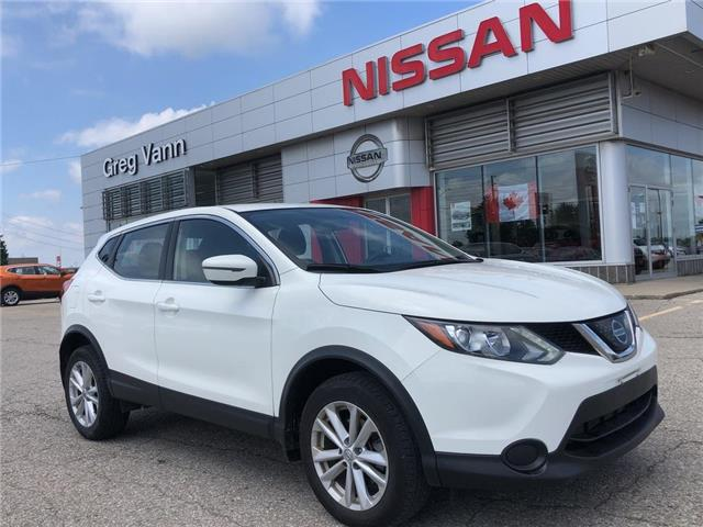 2018 Nissan Qashqai S (Stk: W0233A) in Cambridge - Image 1 of 27