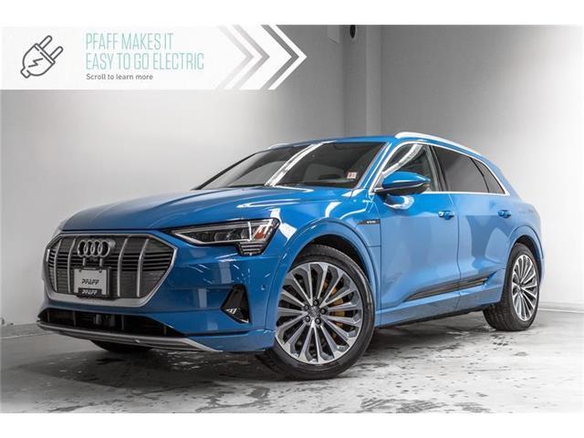 2019 Audi e-tron 55 Technik (Stk: A12673) in Newmarket - Image 1 of 22
