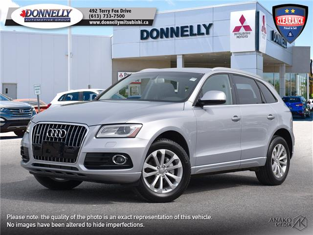2017 Audi Q5 2.0T Progressiv (Stk: MU1031) in Ottawa - Image 1 of 29