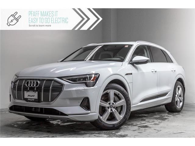 2019 Audi e-tron 55 Progressiv (Stk: A12776) in Newmarket - Image 1 of 22