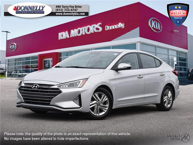 2020 Hyundai Elantra Preferred (Stk: KU2404) in Ottawa - Image 1 of 27