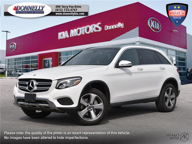 2019 Mercedes-Benz GLC 300 Base (Stk: KU2411) in Ottawa - Image 1 of 28