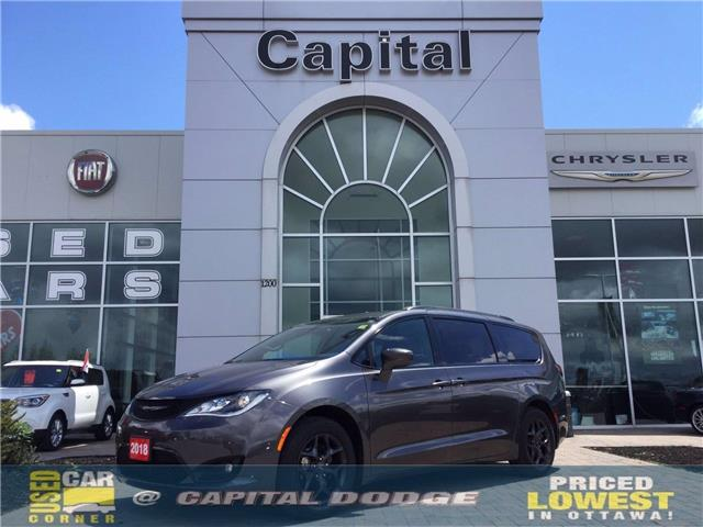 2018 Chrysler Pacifica Touring-L Plus (Stk: P2969) in Kanata - Image 1 of 27