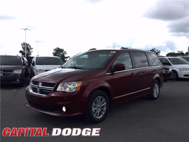 2020 Dodge Grand Caravan Premium Plus (Stk: L00510) in Kanata - Image 1 of 26