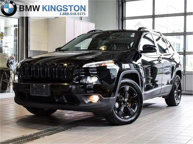 2017 Jeep Cherokee Limited (Stk: 20118B) in Kingston - Image 1 of 30