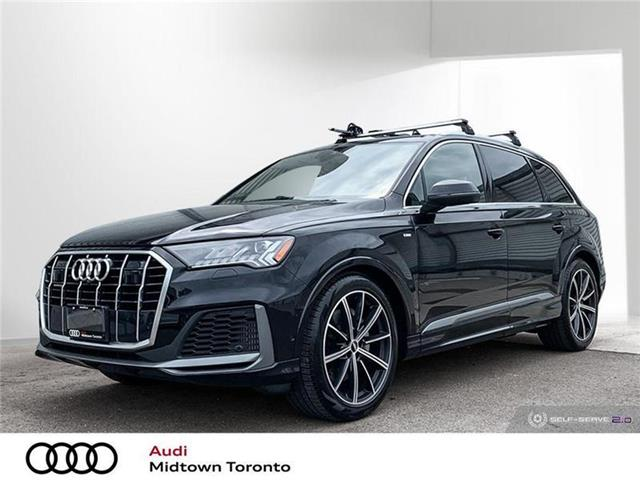 2020 Audi Q7 55 Technik (Stk: AU8629) in Toronto - Image 1 of 22