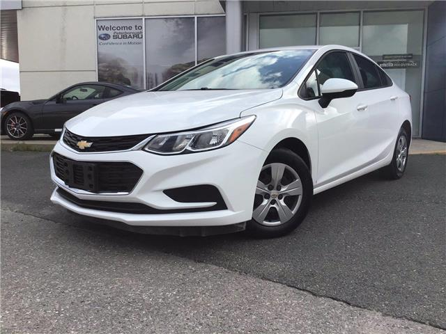2017 Chevrolet Cruze LS Auto (Stk: S4351A) in Peterborough - Image 1 of 25