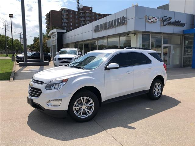 2017 Chevrolet Equinox LT (Stk: TL249A) in Chatham - Image 1 of 18