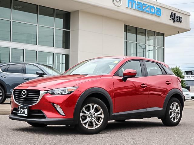2018 Mazda CX-3 GS (Stk: 20-1343A) in Ajax - Image 1 of 6