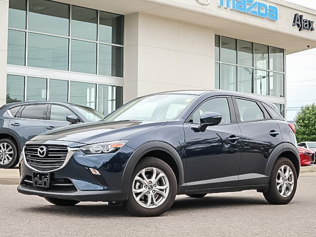 2019 Mazda CX-3 GS (Stk: P5530) in Ajax - Image 1 of 6