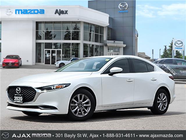 2020 Mazda Mazda3  (Stk: 20-1380A) in Ajax - Image 1 of 29