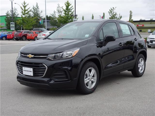 2020 Chevrolet Trax LS (Stk: 0210070) in Langley City - Image 1 of 6
