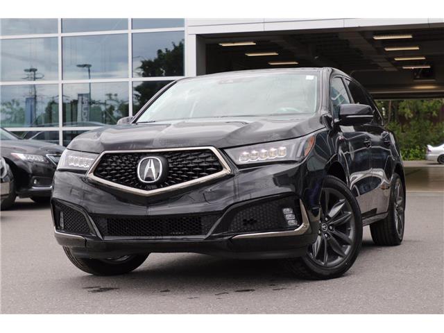2020 Acura MDX A-Spec (Stk: 19256) in Ottawa - Image 1 of 30