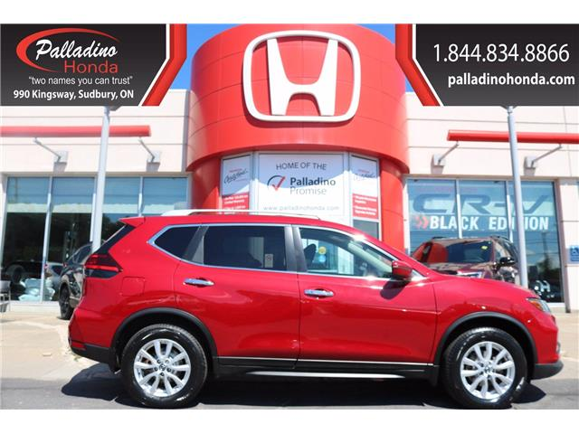 2017 Nissan Rogue SV (Stk: BC0048) in Greater Sudbury - Image 1 of 47