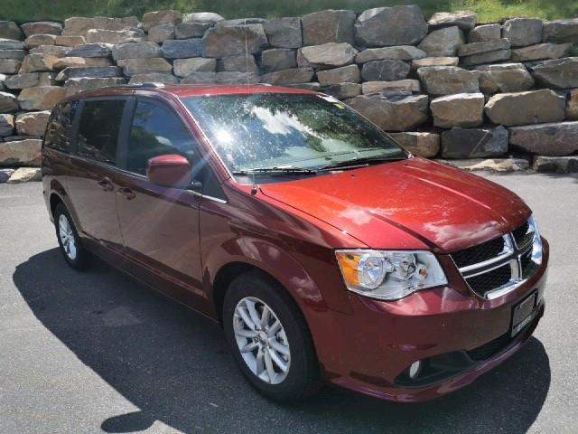 2020 Dodge Grand Caravan Premium Plus (Stk: 20-221) in Huntsville - Image 1 of 29