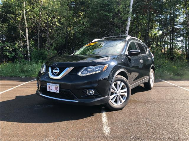 2015 Nissan Rogue SV (Stk: T16) in Fredericton - Image 1 of 10