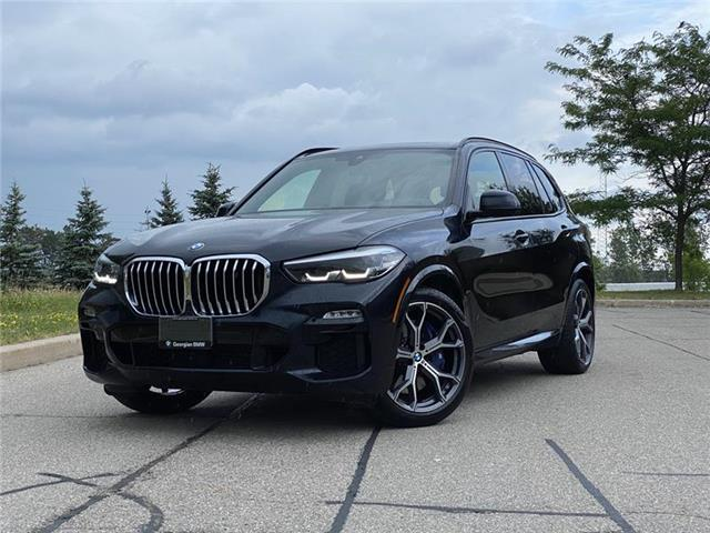 2019 BMW X5 xDrive40i (Stk: B20188T1) in Barrie - Image 1 of 17