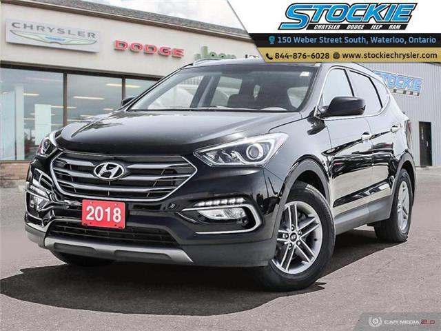 2018 Hyundai Santa Fe Sport  (Stk: 34127) in Waterloo - Image 1 of 27