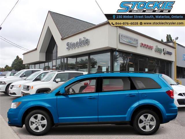 Used 2013 Dodge Journey CVP/SE Plus  - Waterloo - Stockie Chrysler