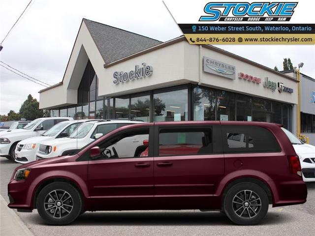 Used 2019 Dodge Grand Caravan Crew  - Leather Seats - Waterloo - Stockie Chrysler