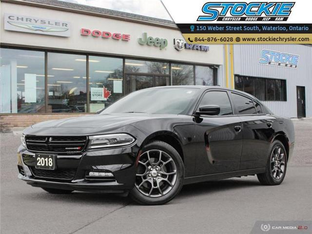 2018 Dodge Charger GT (Stk: 31439) in Waterloo - Image 1 of 27