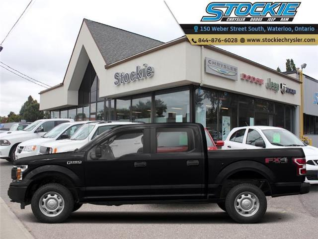 Used 2018 Ford F-150   - Waterloo - Stockie Chrysler