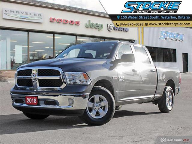 2018 RAM 1500 SLT (Stk: 33074) in Waterloo - Image 1 of 27